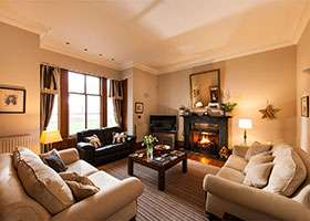 Self Catering No 7 Barns Terrace