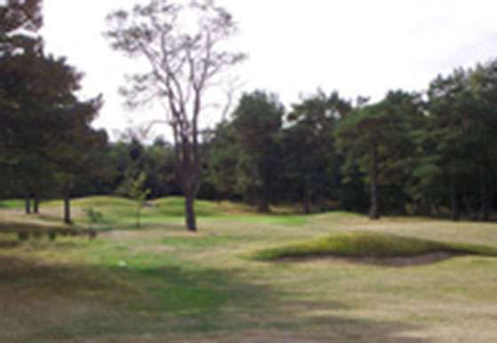 Newmacher Hawkshill Golf Course