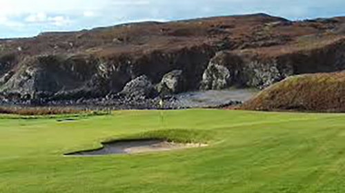 2 Night Portpatrick Golf Break Option1