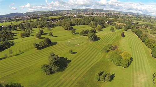 2 Night Dumfries Golf Break Option 3