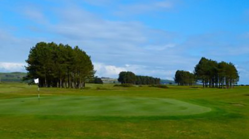 3 Night Portpatrick Golf Break Option 1