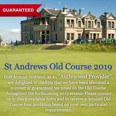 Old Course 2018