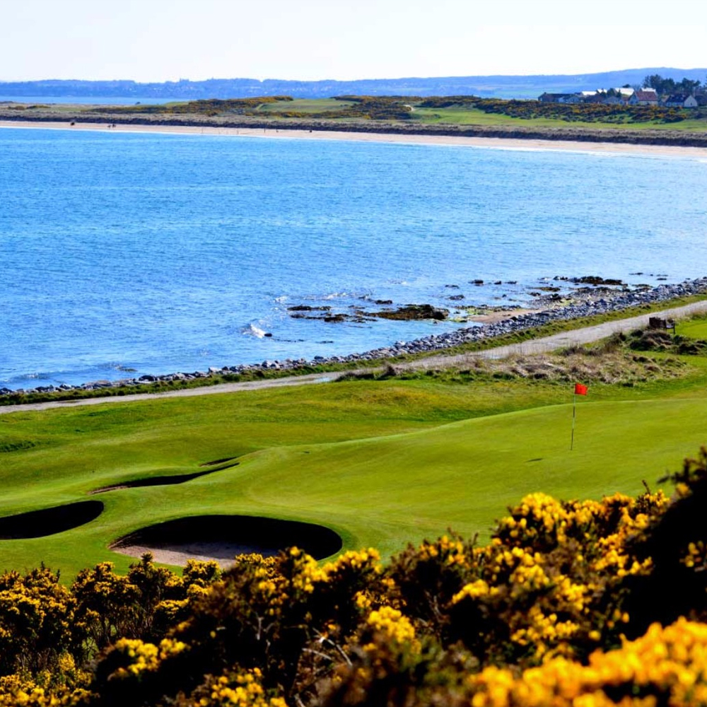 The Royal Dornoch Golf Club